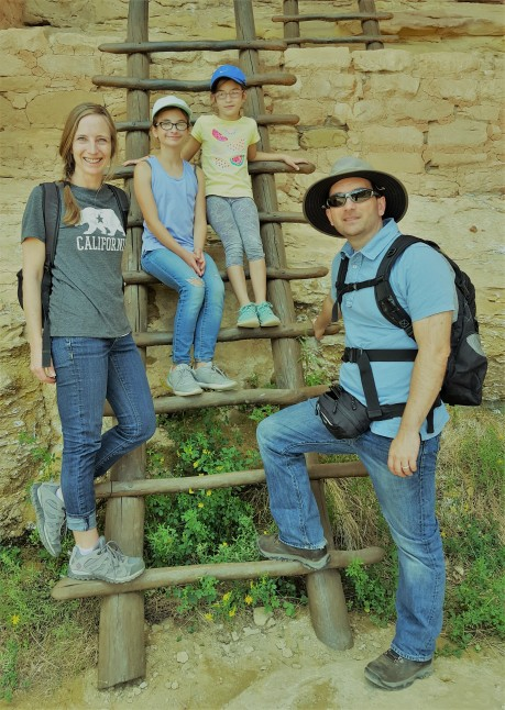 Mesa Verde family